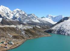 13 days Crystal Gokyo Lake Trek in Khumbu Region Tour