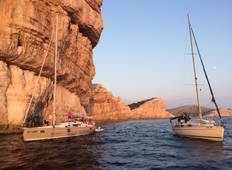 Croatian National Parks Sailing Holidays (Private tour) Tour