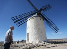Andalusia and La Mancha Guided Bike Tour Tour