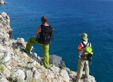 Hiking and boat tour: Experience the Rare Beauties of the Ionian Sea Tour