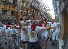 Running of the Bulls Premium Camping 4 Day Tour