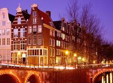 Amsterdam & Bruges - From London Tour