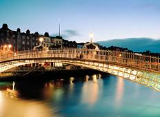 Dublin & The Wicklow Mountains: St. Patrick\'s Weekend - From London Tour