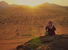 Petra & Wadi Rum Experience 3D/2N (from Jerusalem) Tour