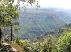 Copper Canyon Experience 5D/4N Tour