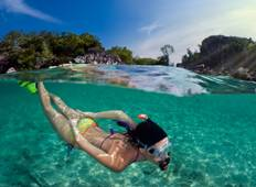 Bucket Pass (Unguided Thai Islands) Tour
