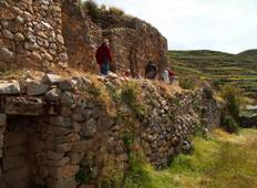 Lake Titicaca & Isla del Sol Adventure (La Paz to La Paz) (3 days) Tour