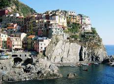 Italy - Cinque Terre Hiking Tour (from Levanto to La Spezia) Tour