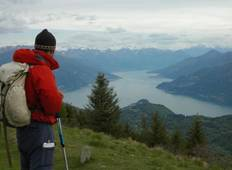 Italy - Lake Como Hiking Tour Tour