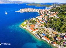 Croatian Pearls- Croatian Coast ,Islands and National Parks Holiday  Package Tour