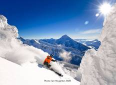 6 Day British Columbia Ski/ Snowboard Safari Tour