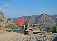 Off Road in Albania Tour
