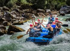 Rafting and Canyoning Tour