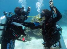 PADI Open Water Course Koh Tao Tour