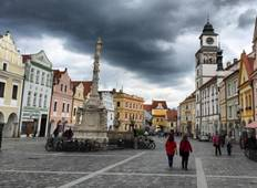 Czech Republic - Vienna to Prague Long Cycling Tour Tour