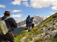 Trekking Hidden Trails of Albania Tour
