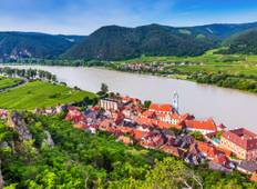 From the Black Sea to the Blue Danube (port-to-port cruise) Tour