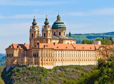 The beautiful blue Danube (port-to-port cruise) (from Passau to Budapest) Tour
