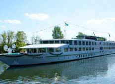 The beautiful blue Danube (port-to-port cruise) Tour