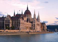 Along the river Danube, Budapest, the Balkan peninsula and the Danube delta (port-to-port cruise) Tour