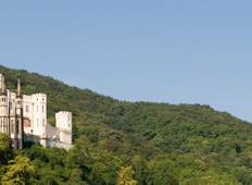 The romantic Rhine valley and the rock of the Lorelei Tour