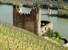 Two-River Cruise The magic of the picturesque Moselle and the romantic Rhine Valley (from Cochem to Strasbourg) Tour