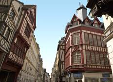 The Must-see Sights of the Seine Valley (port-to-port cruise) Tour