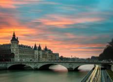 The Seine Valley (port-to-port cruise) Tour