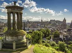 Scotland - Edinburgh & The Highlands - From Oxford Tour