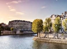 The Seine: From Paris to the Norman Coast (port-to-port cruise) Tour
