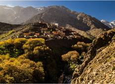 Private Overnight Trek High Atlas Tour
