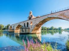 The Saône, the Rhône, the Camargue and the gateway to Provence (port-to-port cruise) Tour