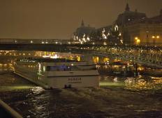 The finest and most picturesque ports of call in the Seine valley Tour