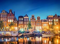 Amsterdam & Bruges - From Brighton Tour