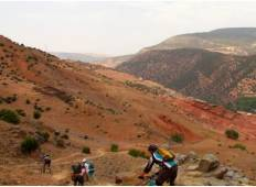 Mountain Biking in the High Atlas Tour
