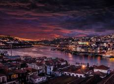 Porto, the Douro Valley (Portugal) and Salamanca (Spain) Tour