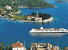 Croatia and Montenegro (port-to-port cruise) Tour