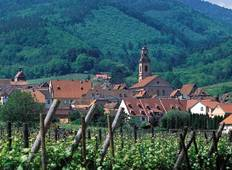 Alsace: A musical Celebration (port-to-port cruise) Tour