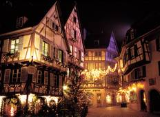 Christmas market in Alsace Tour