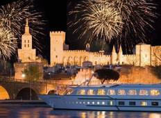 New year in Provence Tour