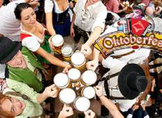 Oktoberfest - Munich and Bavaria - From London Tour