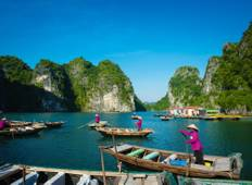 North to South Vietnam - 10 Days Tour