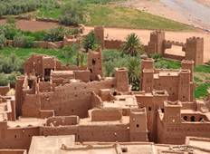 Morocco Desert & Gorges Adventure 5D/4N Tour