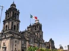 3 day tour Mexico City: Guadalupe Shrine, Teotihuacán & Tlatelolco + Xochimilco + City Tour Tour