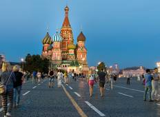 Discover Russia - 9 days Tour