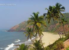 Luxury Golden Triangle Tour with Goa Tour