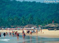 Super Saver Golden Triangle Tour with Goa  Tour