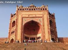 Luxury Golden Triangle Tour with Jodhpur and Udaipur Tour