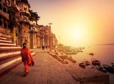 Luxury Golden Triangle Tour with Udaipur & Varanasi Tour