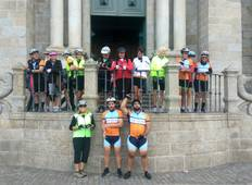 The Way of St. James BikeTour (DELUXE - Self-GuidedTour) Tour